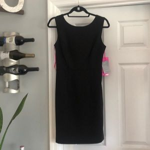 NWT Betsy Johnson Little Black Dress - comfy fit!